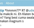 Kota Klaten Terdengar dari Malaysia