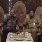 Hadi Prabowo Pulang Kampung Dan Sowan Bupati Klaten