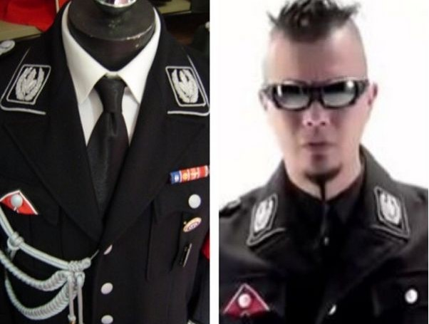 Dhani Kostum Nazi