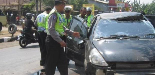 23 Kecelakaan Terjadi Di Klaten Selama Arus Mudik dan Balik
