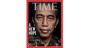 JOKOWI majalah TIME