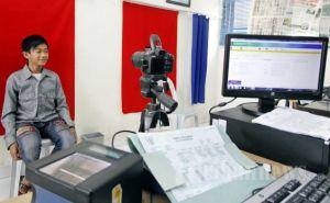 Pencetakan E-KTP di Klaten Ditunda