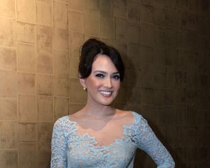 Sandy Aulia dalam film Rumah Gurita