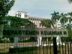 departemen keuangan