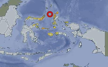 maluku utara gempa