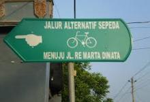 Dishub Kota Jogja Pasang Rambu-Rambu Kecil Petunjuk Arah Wisata