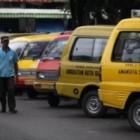 Sopir Angkot di Solo Mogok, Walikota Solo Turun ke Jalan