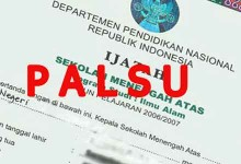 Kasus Dugaan Ijasah Palsu Wabup Sukoharjo Mencuat