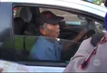 Debat Polisi VS Sopir Taksi Hebohkan Jagat Maya