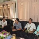 Jokowi Kagum dengan TV buatan Kusrin