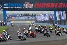 Gelaran MotoGP 2017 – 2019 di Indonesia Terancam Gagal