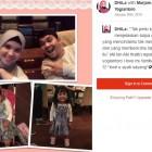 Istri Indra Bekti Buka Suara di Medsos Mengenai Masalah Suami