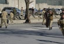 Bom Bunuh Diri di Kabul Afghanistan, 20 Orang Tewas