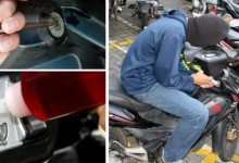 Motor Warga Klaten di Bawa Kabur Dua Bocah SD di Yogyakarta