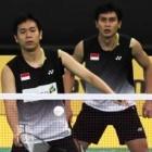 Thailand Masters 2016, Hendra & Ahsan Lawan Ganda Meksiko
