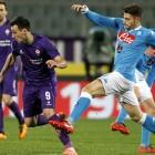 Bermain Imbang 1-1, Napoli Kian Jauh Dari Juventus Di Puncak Klasemen