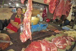 Daging Glonggongan Marak, Dispertan Sidak Pasar