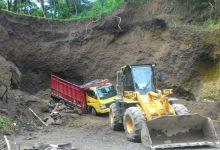 Seorang Penambang Pasir Merapi Tewas Tertimpa Runtuhan Tebing