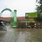Kali Dengkeng Meluap 9 Desa Terendam Banjir