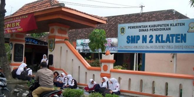 SMP N 2 Klaten