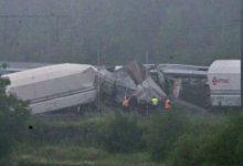 Kecelakaan Kereta Api di Belgia, Tiga Orang Tewas