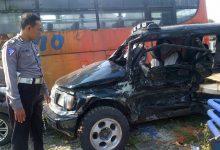 Kecelakaan Karambol di Tikungan Tanduk Boyolali