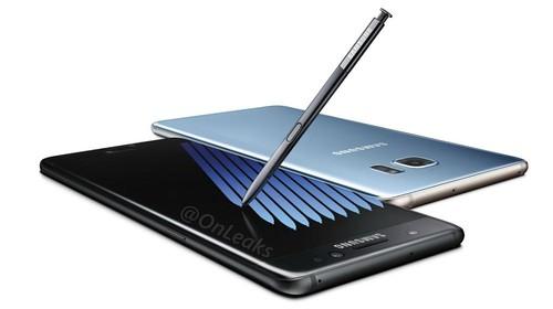 Samsung Galaxy Note 7 Resmi