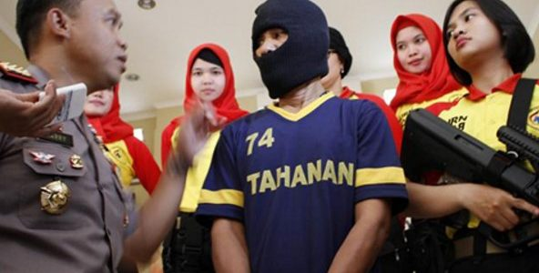 Bapak Tiri Paling Cabul di Depok Berhasil Ditangkap
