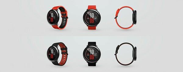 penampakan smartwatch xiaomi