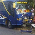 Kecelakaan di Jalan Wonogiri – Baturetno, Satu orang Tewas