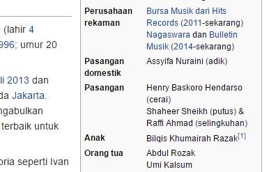 Wikipedia Ayu Ting Ting